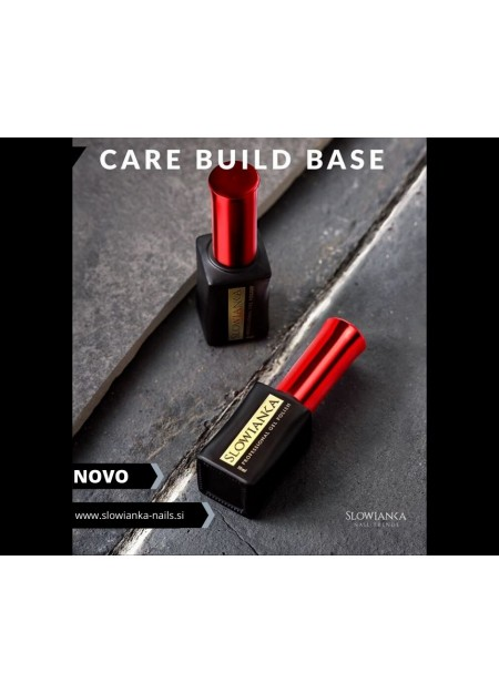 Care Build Base - Lak gel vezni - Slowianka 10 ml