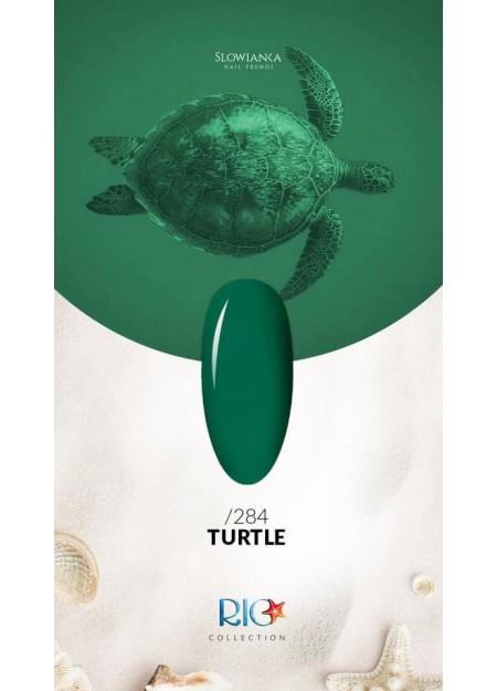 Turtle 284 - trajni lak Slowianka RIO Collection