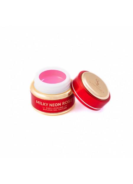 Milky Neon Rose 30g - samoizavnalni gel Slowianka
